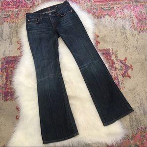Girls 7FAM A Pocket Jeans 12
